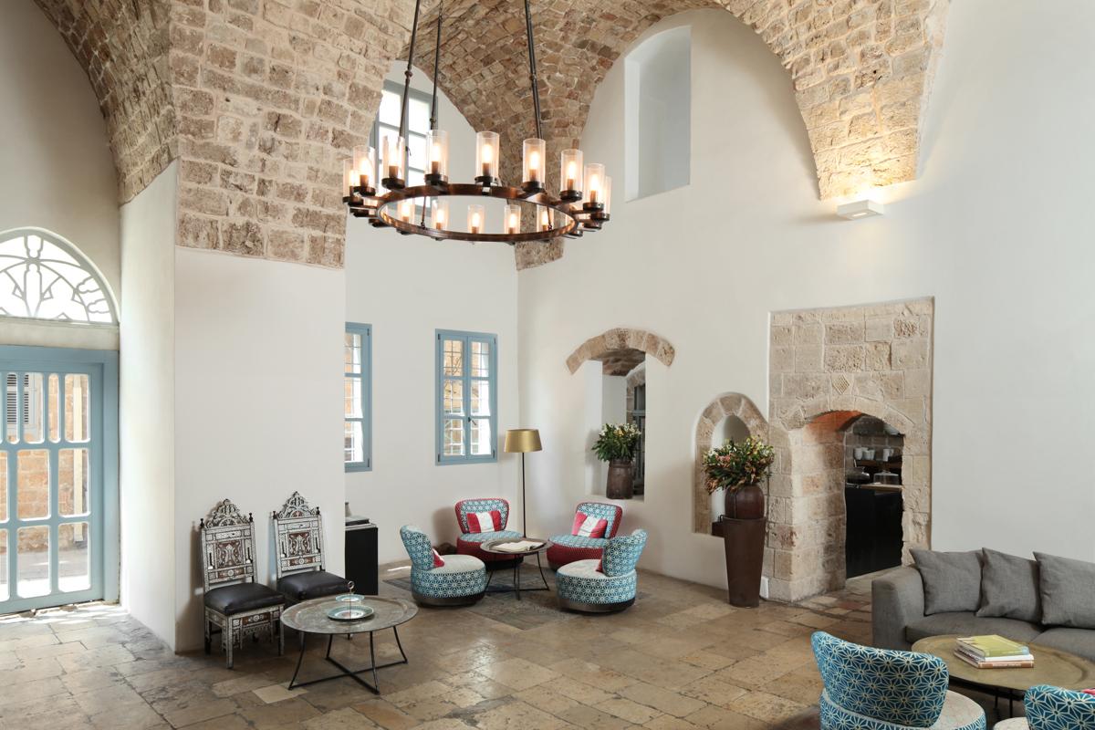 מלון בוטיק האפנדי בעכו העתיקה